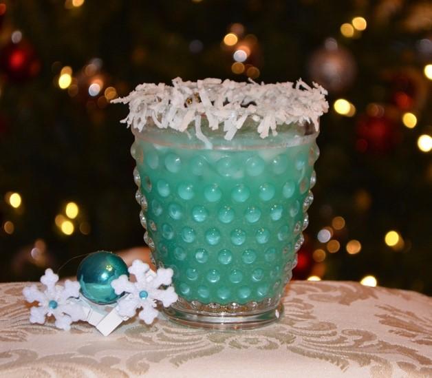 Jack Frost Mocktail